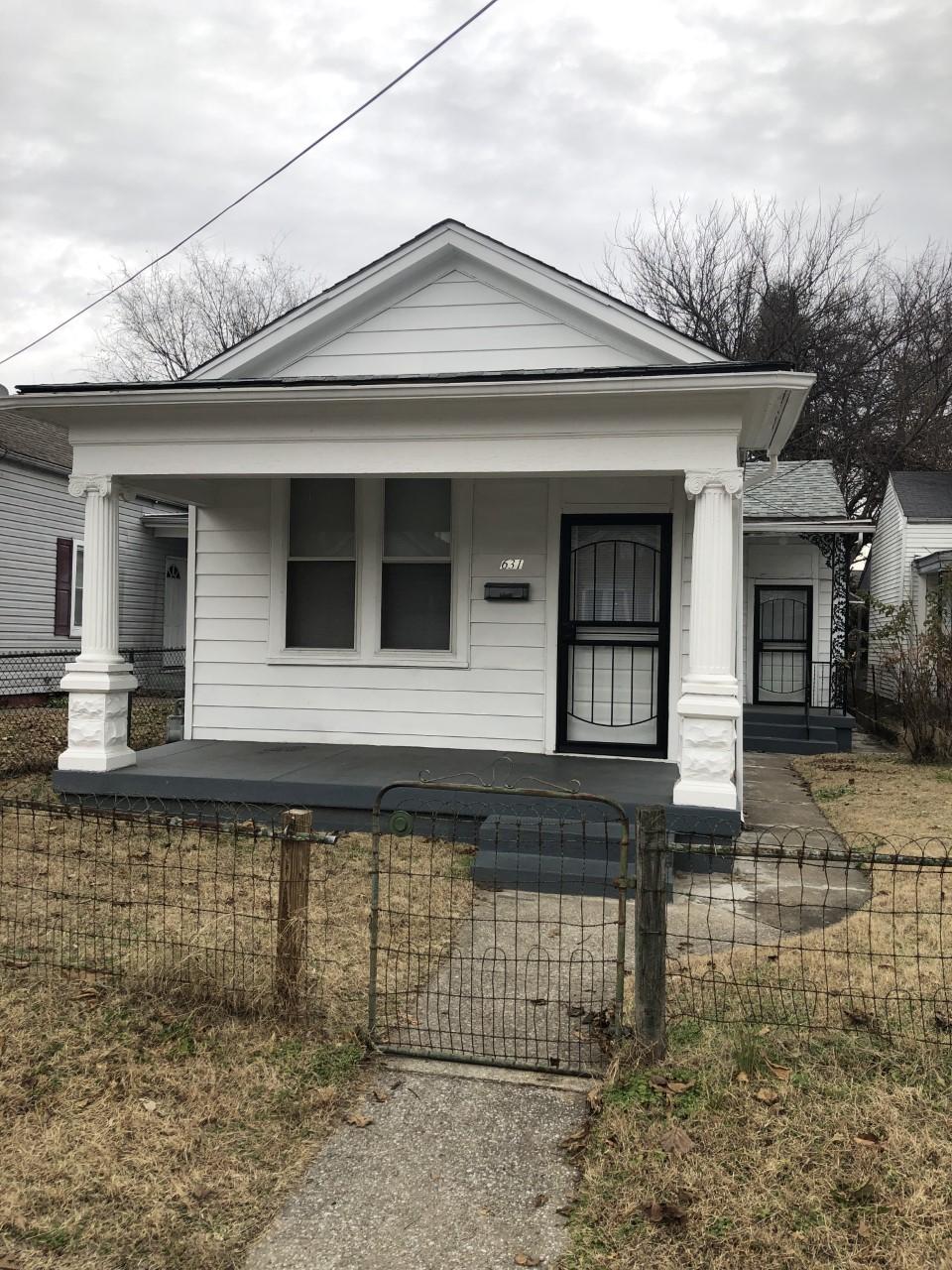 631 Davies, Louisville, Kentucky 40208, 3 Bedrooms Bedrooms, ,1 BathroomBathrooms,Home,For Rent,Davies,1055